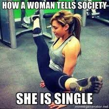 Sexy Girls Meme - girl meme she is still single