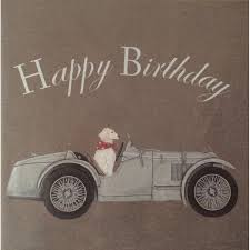 birthday card vintage car birthday card vintage pink gifts and