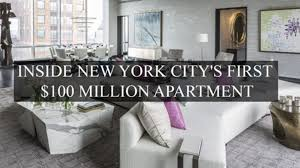 inside new york city u0027s first 100 million apartment talk about