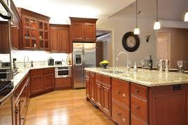 cherry cabinet hardware houzz