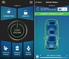lexus smart phone app app that monitors driving popsugar tech