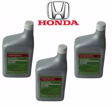 3 quarts genuine honda mtf manual transmission fluid for acura