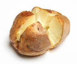 patate en robe de chambre pomme de terre en robe de chambre simple image stock image du