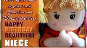 happy birthday to you for my niece video dailymotion