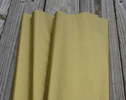 gold mylar tissue paper gold tissue paper etsy