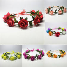 flower band flower hair band ebay