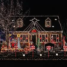 Outdoor Christmas Decor Pinterest - 15 colorful and outrageously themed outdoor christmas lights