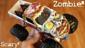 monster jam monster trucks toys monster jam trucks unboxing zombie 1 24 scale diecast 4x4 toy