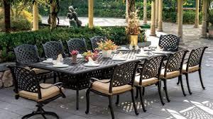 Aluminum Patio Dining Table Aluminum Outdoor Dining Table Amazing Cast Patio Series 4000 44 X