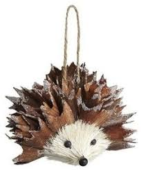 sweet hedgehog ornament ornaments