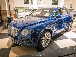 tiffany blue bentley six bentley bentaygas at jack barclay hr owen