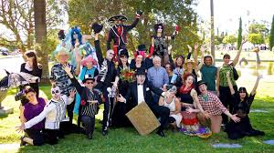 halloween party cincinnati ccm grad phil solomon at white house for halloween university of