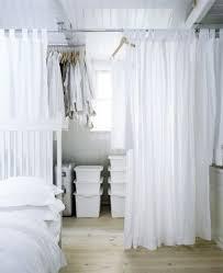 Closet Curtain Comfy Hallway Closet Curtains Roselawnlutheran