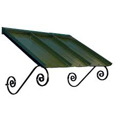 Awning Lowes Shop Americana Building Products 54 In Wide X 36 In Projection