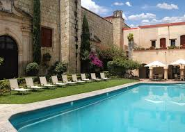 camino real hotels in oaxaca audley travel