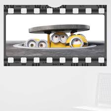 movie tv related wallstickers co uk minions film cell wall sticker