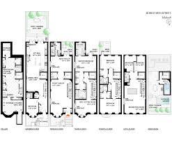 brownstone floor plans new york city corcoran 30 west 85th street upper west side real estate
