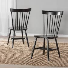 Dining Chair Wood Beachcrest Home Royal Palm Solid Wood Dining Chair Reviews