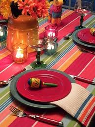 Table Settings Ideas Best 25 Mexican Table Setting Ideas On Pinterest Mexican Fiesta