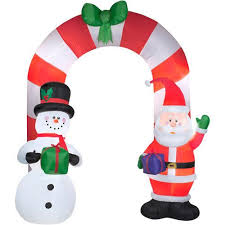 Blow Up Christmas Decorations Walmart by 88 Best Frosty The Snowman Inflatable Images On Pinterest