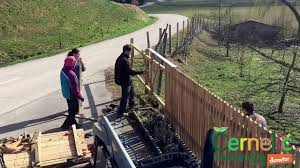 postavljanje ograje 2016