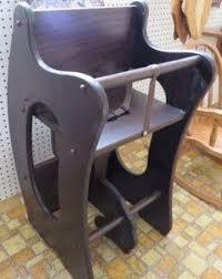 High Chair Desk 3 In 1 High Chair Rocker And Desk Baby Nursery Furniture High