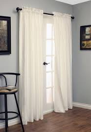 Office Curtain White Linen Curtains Baby Hallmarks Nursery Pinterest White