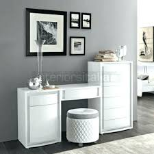 white contemporary dressing table dressing table modern modern white dressing table by small modern