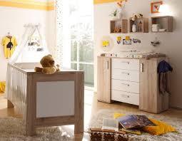 otto babyzimmer spar set bett und wickelkommode sanremo hell weiß matt