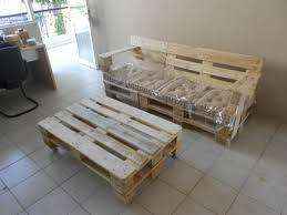 Bench With Cushion Pallet Bench With Cushion 101 Pallets