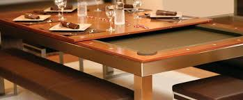 Pool And Table Tennis Table Combo  Jeffleeco - Combination pool table dining room table