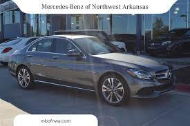 mercedes joplin mo 2018 mercedes c class c 300 for sale in bentonville ar