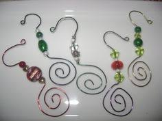 scrolled wire hooks for ornaments ornament blessings