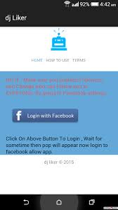 download dj liker free facebook likes android apps apk 4657972
