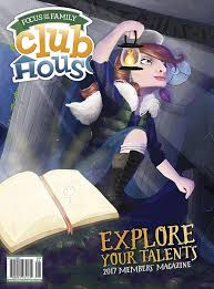 clubhouse magazine subscription 12 issues 1 year christmas