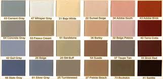 epoxy floor color samples u2014
