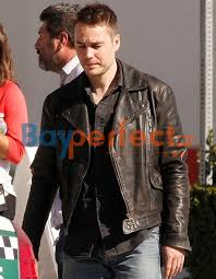 mens leather jackets black friday taylor kitsch true detective men u0027s jacket bayperfect