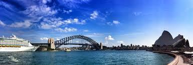 cruises to sydney australia free images sea panorama vehicle bay landmark port tourism