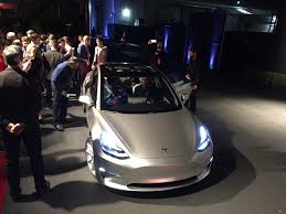 tesla model 3 tesla model 3 timing confirmed first cars in july 5k a week by