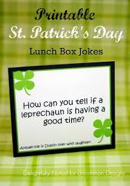 thanksgiving day jokes funny printable st patricks day lunch box jokes uncommon designs