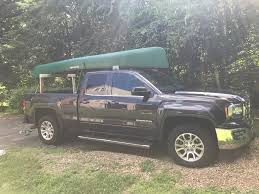 homemade 4x4 truck build your own low cost pickup truck canoe rack