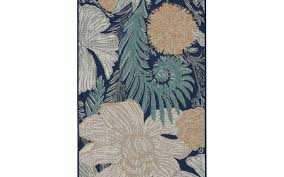 Threshold Indoor Outdoor Rug Outdoor Rugs Just Got Better The Threshold Woodcut Floral Area