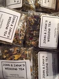 tea favors custom tea favors antiquiteas leaf tea