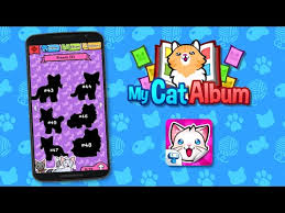 cat photo album my cat album adorable sticker book android apps on