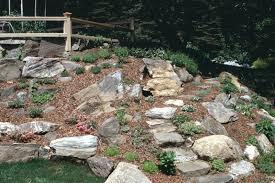 stone garden design ideas special small rock garden design ideas gardenless gardener rock