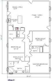Architectural Plans For Houses by 40x60 Floor Plans Google Search Floorplans Pinterest