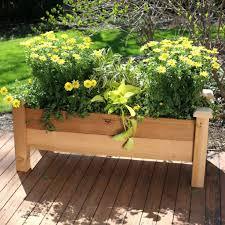 Garden Containers Ideas - patio ideas modern interior design large square outdoor planter