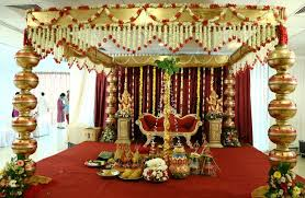 Bengali Mandap Decorations Tips To Make A Wedding Mandap U2013 Allure Events U0026 Weddings U2013 Top