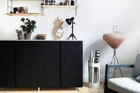 ikea console hack 21 best ikea ivar storage hacks