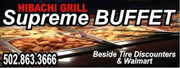 Hibachi Grill Supreme Buffet Menu by Hibachi Grill Supreme Buffet Home Georgetown Kentucky Menu